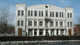 Здание на Думской