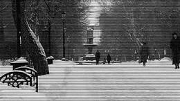 Омск зимой ...