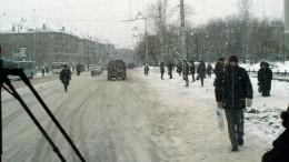 Зимняя оттепель