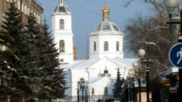 Церковь на Тарской