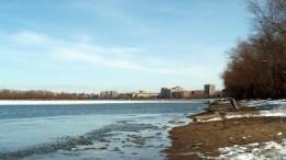 Берега Иртыша