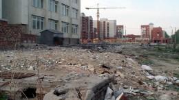 Стройка в Омске