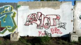 Граффити - любовь моя. Лот №14