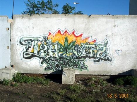 Граффити - любовь моя. Лот №15