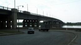 Мост справа
