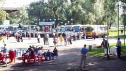 """Автобусный пробег """"Красноярск - Нижний Новгород"""""""