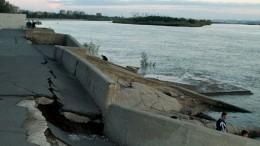 Наводнение в Омске. Последствия.