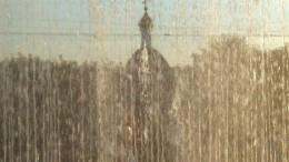 Часовня за фонтаном