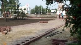 Реконструкция парка у Художки