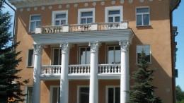 Дом Манякина