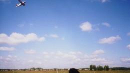 Демонстрационные полеты самолетов «Антонов». Ан-3