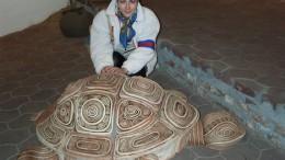 Керамическая черепаха