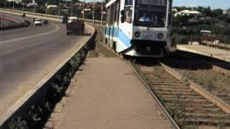 Омский трамвай