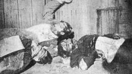 Жертвы семеновцев