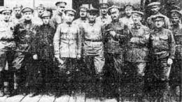 Чешский съезд в Омске в июле 1918 г.