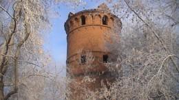 Средневековая башня?
