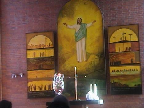 Лютеранская церковь Христа