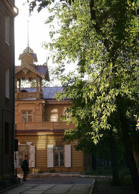 Дом музей Кондратия Белова