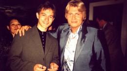 Колинько Юрий и Николай Басков