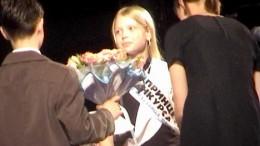 Первая принцесса конкурса