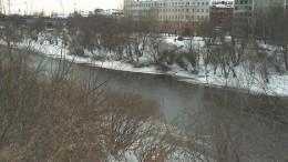 Незамерзающая речка