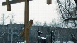 Крест, олень, казённый дом