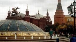 Москва - купола да шпили