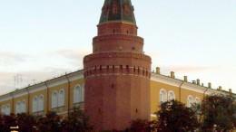 ... башня Московского Кремля