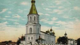 Соборно-Воскрескенская церковь Омска.