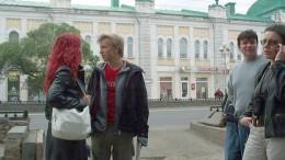 Комолов в Омске