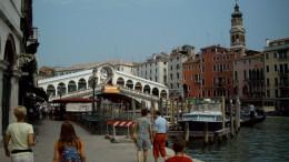 Дворцовый мост в Венеции