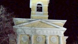 Никольский собор ночью