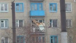 Омские балконы