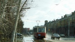 Трамвай-амфибия