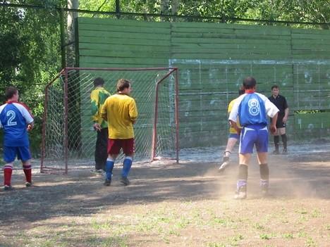 Футбольные страсти