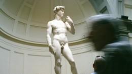 Давид собственной персоной