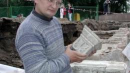 Главный археолог Успенского собора