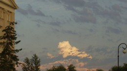 Красивое облако