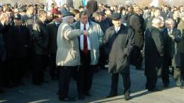 Курганский гость и омские министры