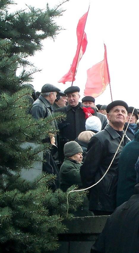 Не Ленин