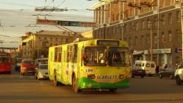 На пересечении улиц Маркса и Масленникова