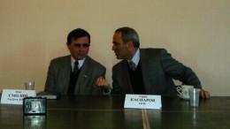 Каспаров - о линии Фронта