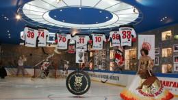 Музей омского хоккея