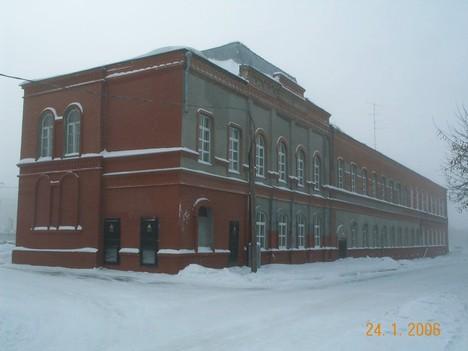 Омские морозы - 3