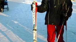 Пора сдавать лыжи