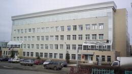 Обновлённое здание