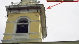 Падающая колокольня