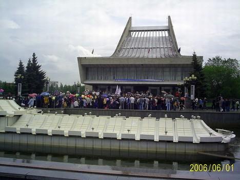 Первоиюньский митинг