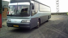 Автобус ДЭУ