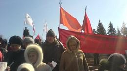 Митинг ВКПБ 08.04.06. Начало